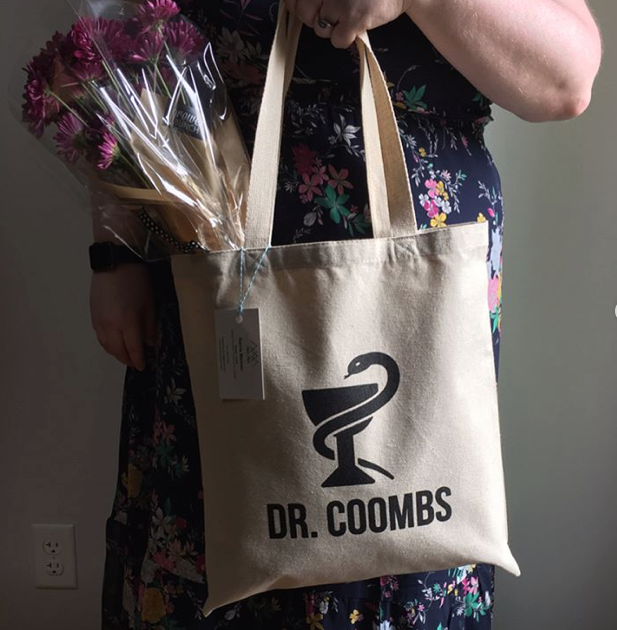 Dr Coombs Tote