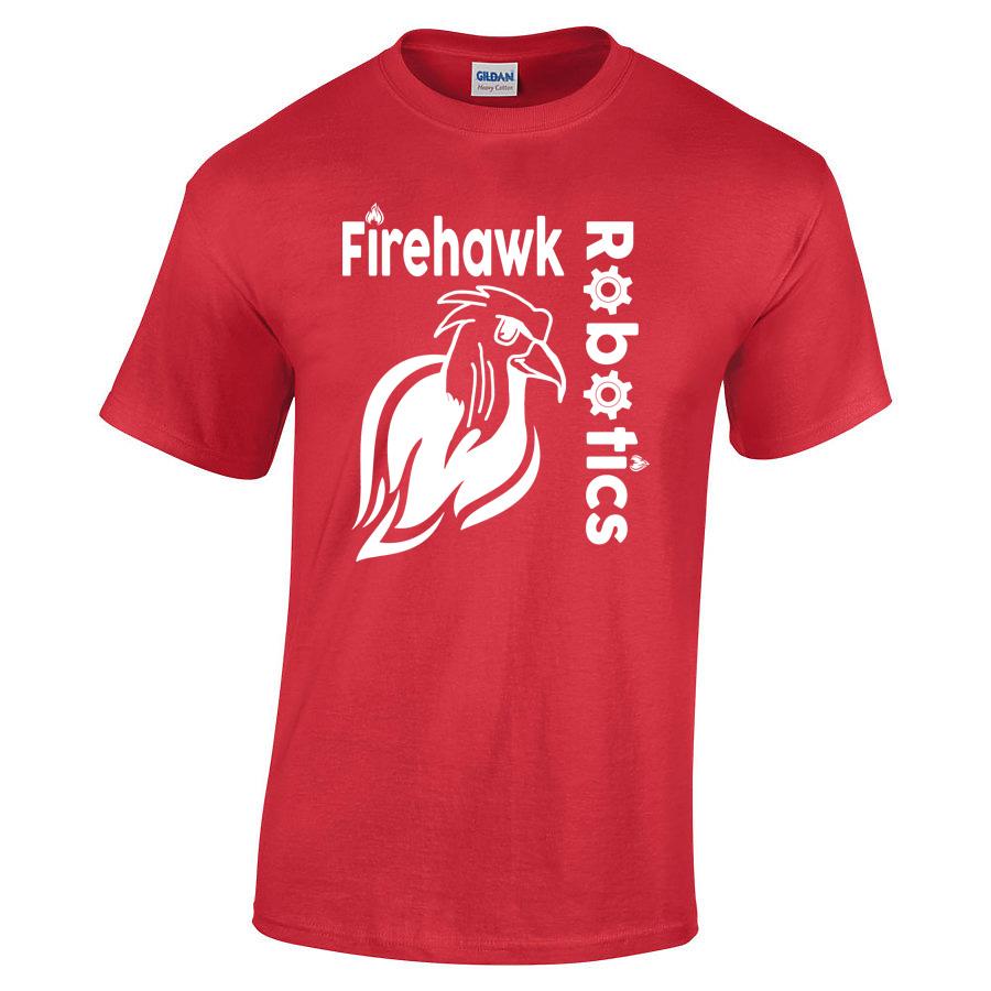 Firehawk Robotics t-shirts
