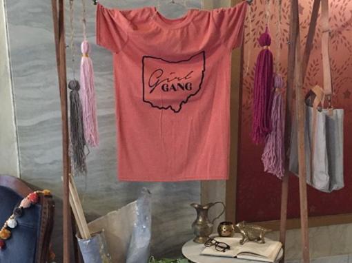 Girl Gang T-shirts