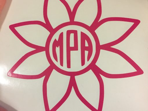 Custom Vinyl Decals